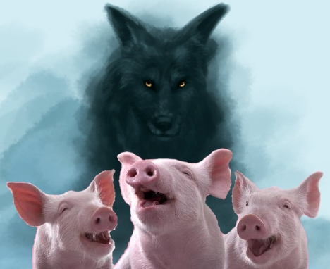 threepigswolf