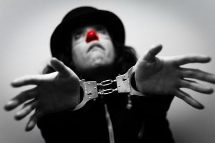 clownhadcuffs